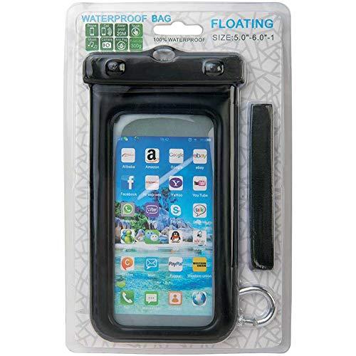 WDK Partner 5.0-6.0-1 Pochette Smartphone Waterproof, Multicolore, 29, 0000 x 26, 0000 x 72, 0000 cm