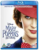 Mary Poppins Returns [Blu-ray] [2018] [Region Free]