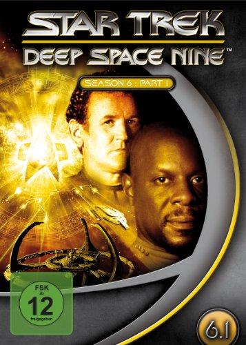 Star Trek - Deep Space Nine/Season 6.1 (3 DVDs)