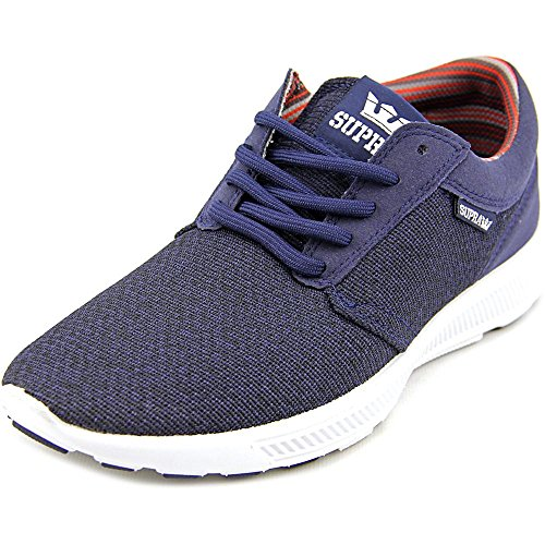 Supra Hammer Run Synthétique Baskets Blue Nights Haether-White