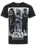 Star Wars Rogue One Character Panels Men's T-Shirt (L)