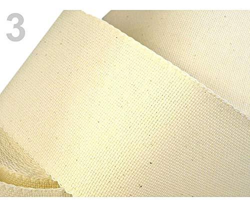 1m 3 Ecru Stickband Aida Breite 100mm, Aidabänder, Stoffe Zum Besticken Und Stickrahmen, Kurzwaren -