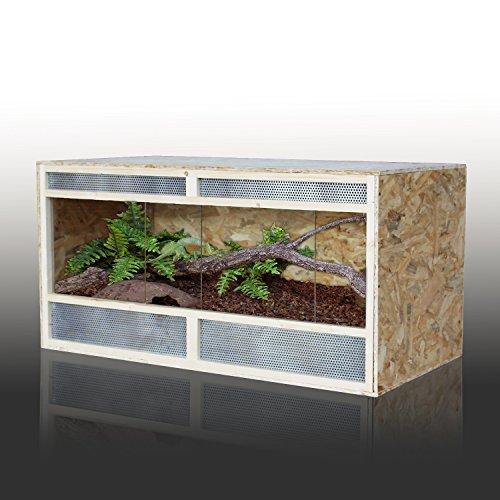 Pawhut-4ft-Reptile-Pet-Vivarium-Home-House-Terrarium-Habitat-Leopard-Geckos-Lizard-Wooden-OSB-120cm-x-60cm-x60cm