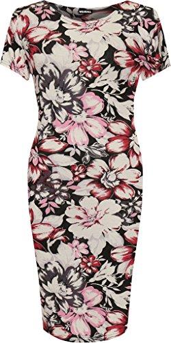 H&F Girls ® Damen Kleid Gr. 42, Wild Floral