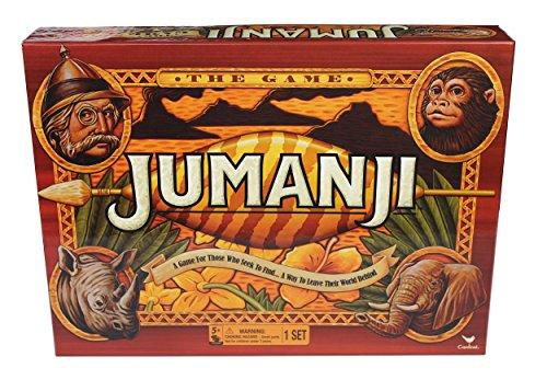 Jumanji, Cardinal Games - Inglés