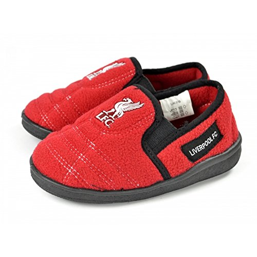 Liverpool FC - Chaussons Football - Enfant Rouge