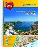 Atlas Routier et Touristique France Spirale Michelin 2019...