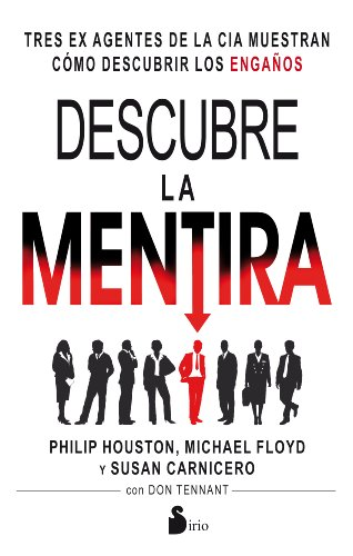 Descubre la mentira por PHILIP HOUSTON