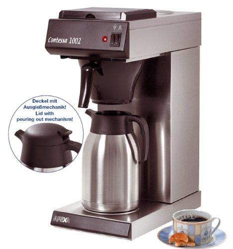 Preisvergleich Produktbild Bartscher Kaffeemaschine Contessa 1002