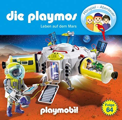 Die Playmos - Folge 64: Leben auf dem Mars (Das Original Playmobil Hörspiel) -