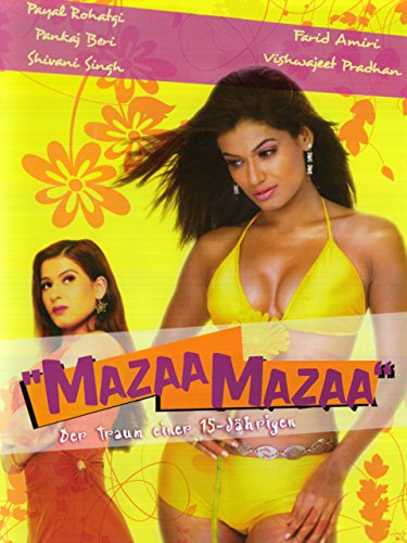 Mazaa Mazaa – Der Traum einer 15-Jährigen [dt./OV]