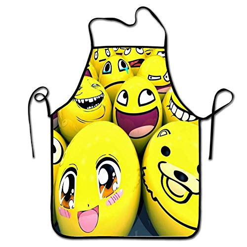 JIILWKIE Aprons for Men and Women Kitchen Woman Aprons Aprons Bulk Adult - Dolphins