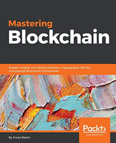 Mastering Blockchain por Imran Bashir