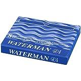 Waterman Ink Cartridge Florida -Blue