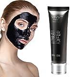 Mitesser Maske Blackhead Maske Black Peel Off Mask Schwarze Gesichtsmaske Nase Haut Reinigungsmaske Charcoal Mask (80g)