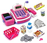My Cash Register Pretend Play Electronic...