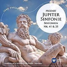 Jupiter-Sinfonie:Sinfonien 41 & 35