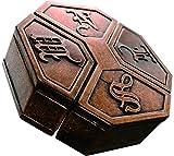 """EUREKA 515112"""" Huzzle Cast Puzzle"""
