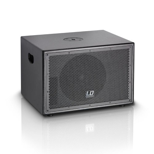 LD Systems New Installation Series Powered Subwoofer (25,4cm/10Zoll) Powered Woofer
