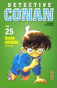 Détective Conan Edition simple Tome 25