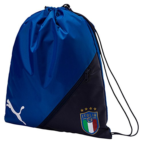 Puma 75292 01, gym sack unisex-adulto, blu power/blu, ua