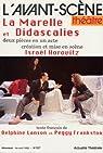 L'Avant-Scene Theatre n°927 ; La Marelle, Suivi de Didascalies par Horovitz