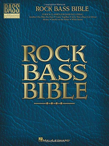 Rock Bass Bible (Bible (Hal Leonard))