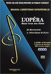 L'opéra dans tous ses états : De Monteverdi à