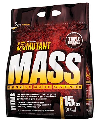 Mutant - mutant mass triple chocolate 6,8kg