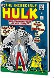 The Incredible Hulk Omnibus Volume 1 HC