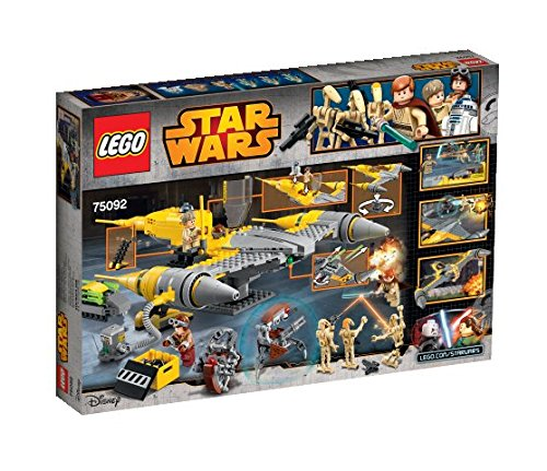 LEGO-Star-Wars-Naboo-Starfighter-multicolor-75092