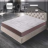 ROYAL SLEEP Colchón viscoelástico 150x190 firmeza Media, Alta Gama, Confort y adaptabilidad Total, Altura 24cm - Colchones Dormant Premium