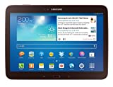 Samsung Galaxy Tab 3 25,7 cm (10,1 Zoll) Tablet (Intel Atom Z2560, 1,6GHz, 1GB RAM, 16GB interner Speicher, 3,2 Megapixel Kamera, 3G,WiFi, Android 4.2) gold-braun