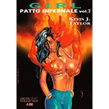 Girl. Patto infernale: 2 (Erotic art collection)