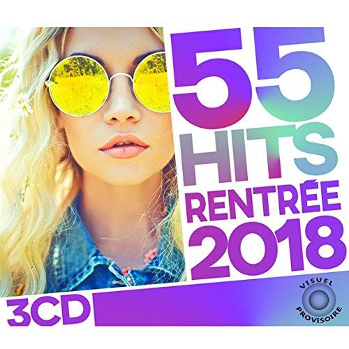 55 hits rentrée 2018