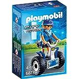 PLAYMOBIL 6877 - Polizistin mit Balance-Racer