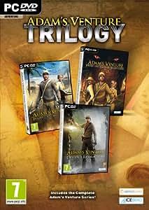 Adams Venture Trilogy (PC CD)