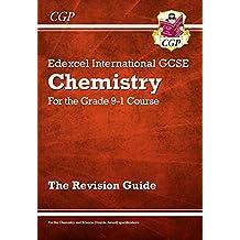 New Grade 9-1 Edexcel International GCSE Chemistry: Revision Guide (CGP IGCSE 9-1 Revision) (English Edition)
