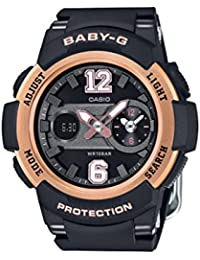 Casio Damen-Armbanduhr Baby-G Analog - Digital Quarz Resin BGA-210-1BER