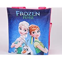 CJB Frozen Elsa Anna School Lunch Bag Zipper Pink (US Seller) preisvergleich bei kinderzimmerdekopreise.eu