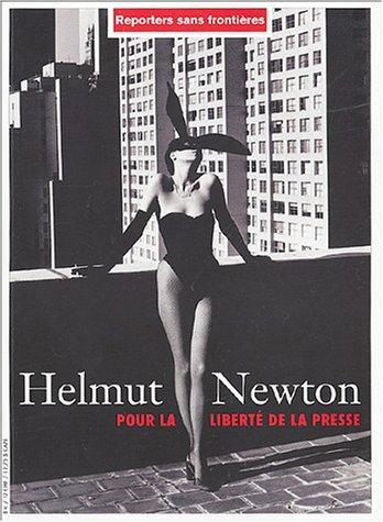 Helmut Newton pour la liberté de la presse