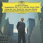 """Dvorak : Symphonies n° 8 et n° 9 """"Du Nouveau M"""
