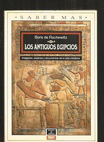 Antiguos egipcios, los