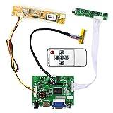 HDMI VGA 2 AV Audio Eingang LCD Controller Board Für 15,6