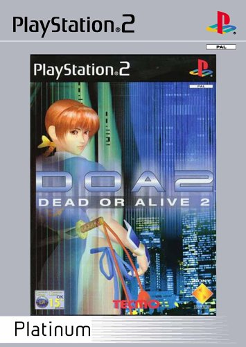 Dead or Alive 2 - Platinum Edition(PS2) [PlayStation2]