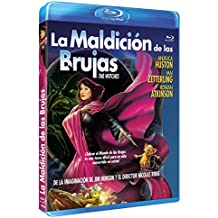 La Maldición de las Brujas BD 1990 The Witches