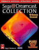 Sega Dreamcast Collection de Prima Temp Authors