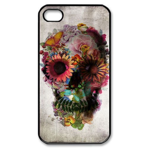 LP-LG Phone Case Of Sugar Skull For Iphone 4/4s [Pattern-6] Pattern-1