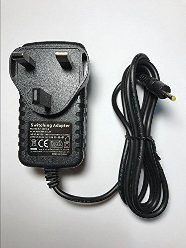 Ersatz 6V 2A AC-DC-Adapter Ladegerät für Philips Cd155Quattro schnurloses Telefon