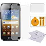 6 x Matte Screen Protectors for Samsung i8160 Galaxy Ace 2 - Anti-Glare, Anti-Scratch Films, Retail Package